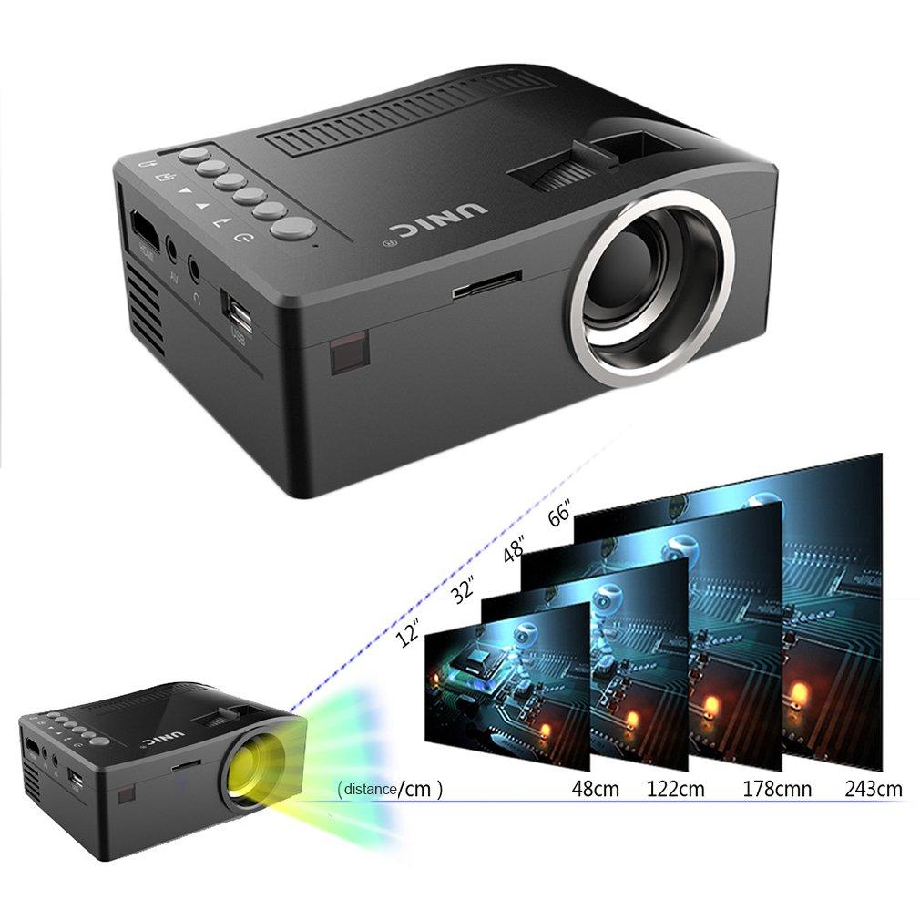 Mini 3d projector 1080p hd smart wireless projectors for Mini smart projector