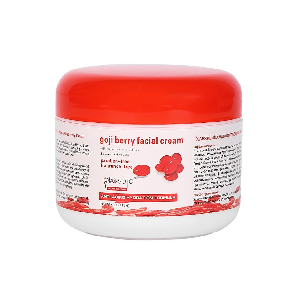 Goji cream en farmacias