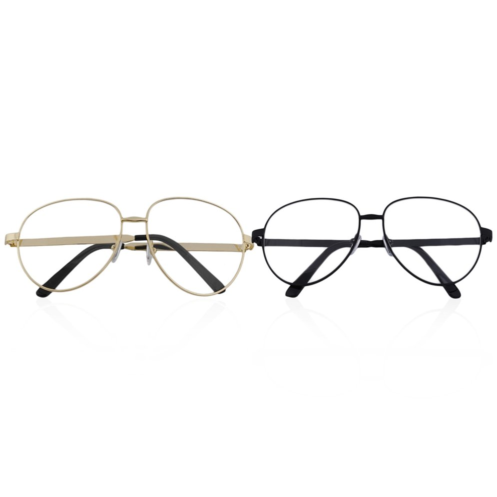 women men frog mirror eyeglasses frames radiation protective plain