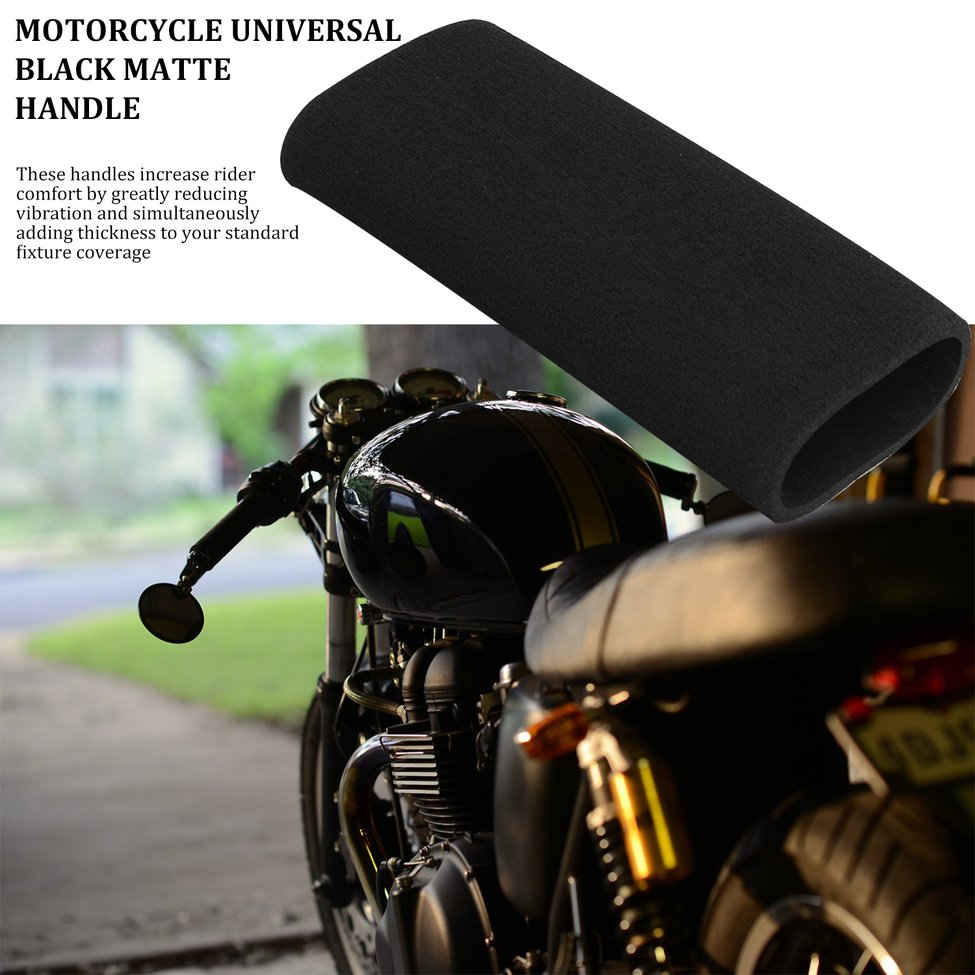 Motorcycle Comfort Grip Covers Fits All Triumph Motorcycles Grips Free UK P/&P