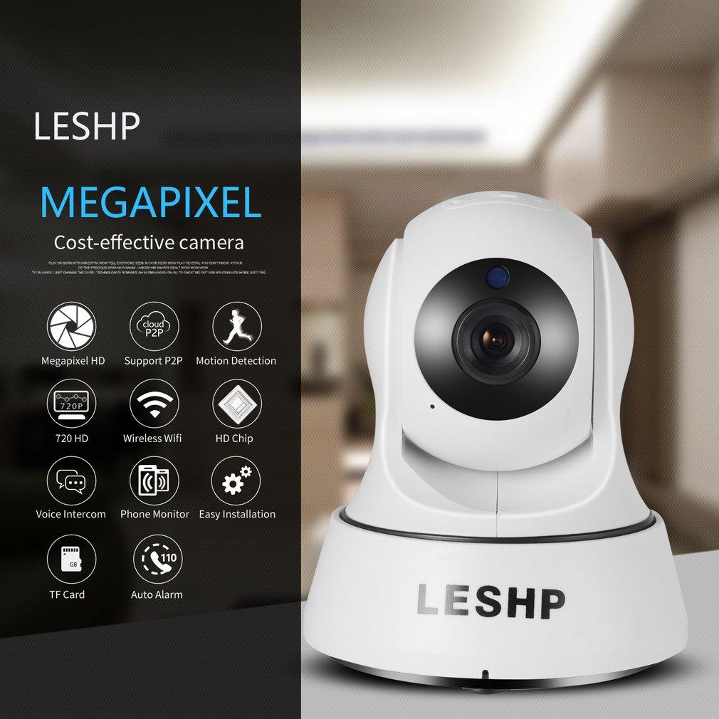 720p ip kamera hd wlan netzwerk berwachung wifi nachtsicht webcam babyphone yb ebay. Black Bedroom Furniture Sets. Home Design Ideas