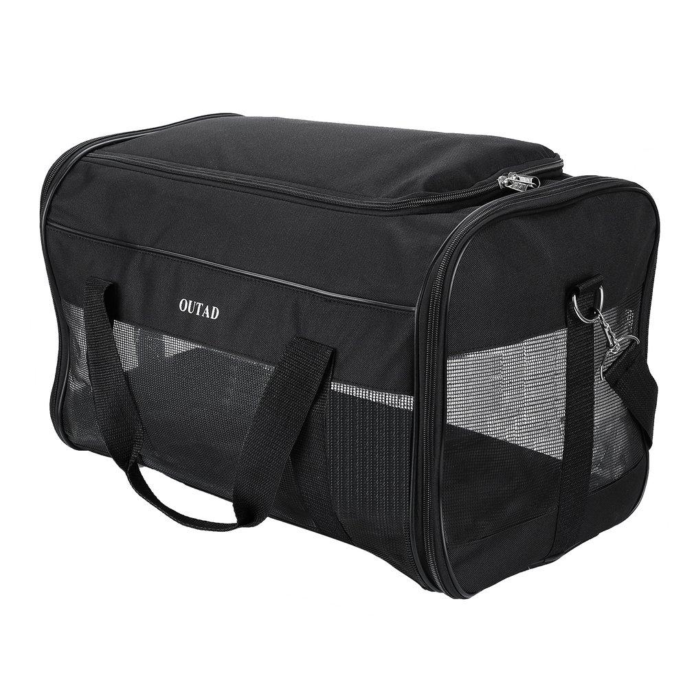 TableTop King UBN1014 Ace 16 1//2 x 2 x 11 3//4 Black Urban Slim Briefcase