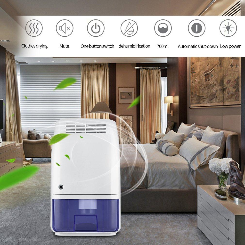 700ml luftentfeuchter raumentfeuchter schlafzimmer entfeuchter elektrisch air mc ebay. Black Bedroom Furniture Sets. Home Design Ideas