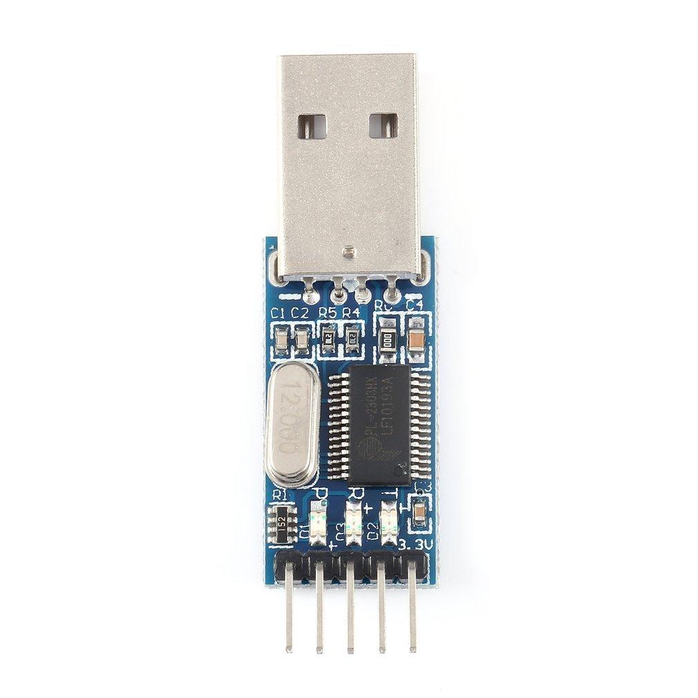 Usb To Ttl Serial Converter Adapter Module 5v 33v For Arduino M Ebay Rs232 Level Using Transistor Circuit 1 X