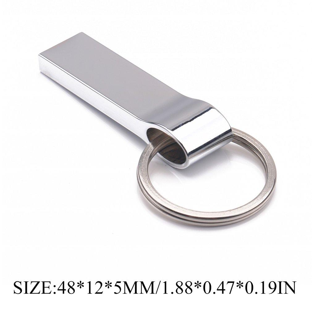 SSK K5 16GB Metal USB SFD199 Silver Waterproof Shockproof Dustproof