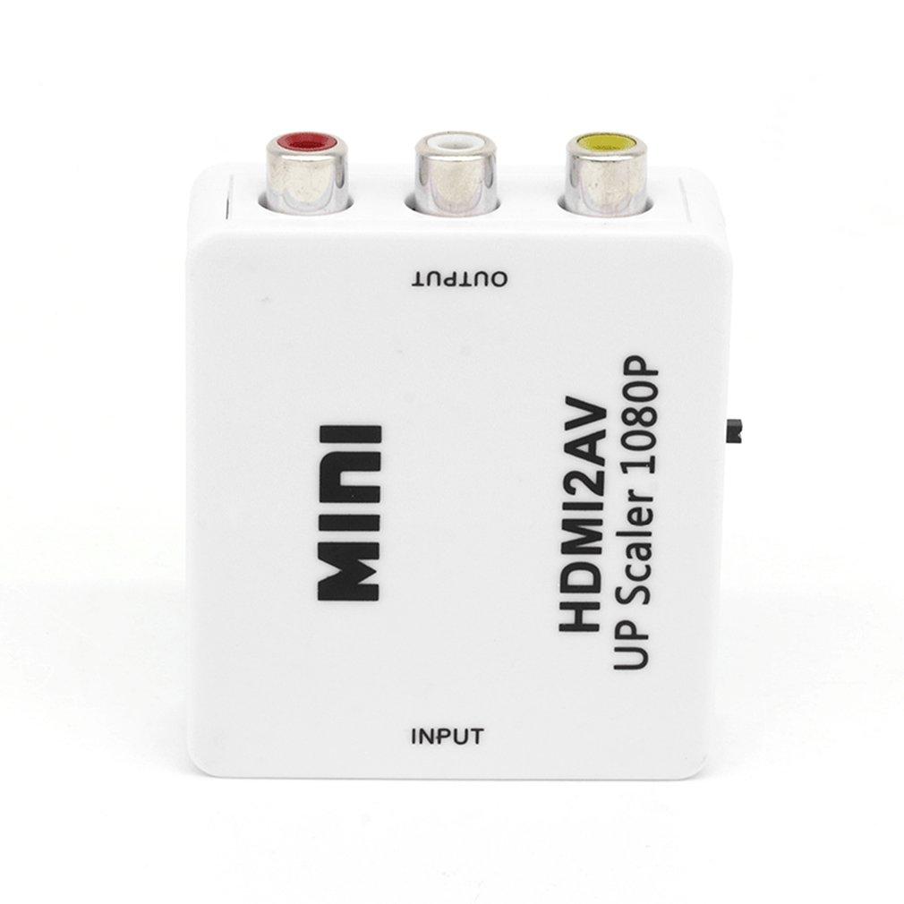 1080p Mini Hdmi To Rca Audio Video Av Cvbs Composite Converter Cable Tv Besides Vga Diagram Item Specifics