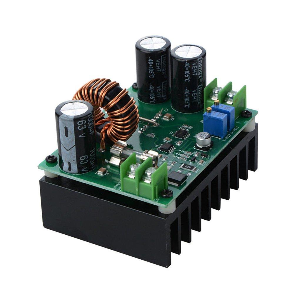 600w Dc Boost Converter 10v 60v To 12v 80v Step Up Power Supply Related Circuits 24v Or Using Module New Bi