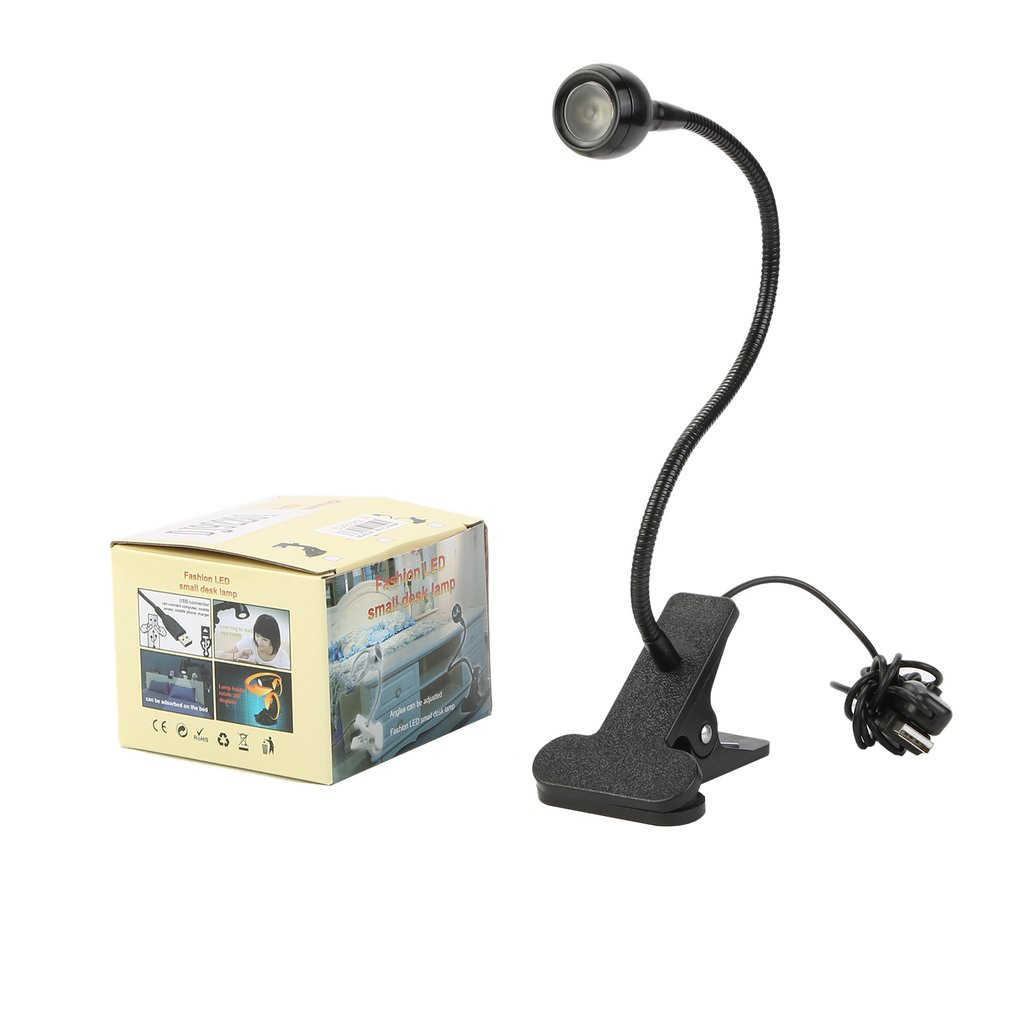 Flexible-LED-Reading-Study-Light-Clip-on-Beside-Bed-Table-Desk-Lamp-Book-Light-A