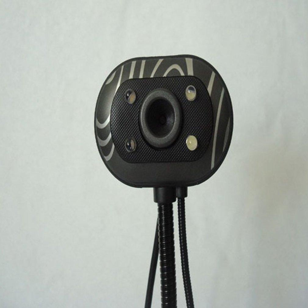 Cámara giratoria HD Webcam USB cámara con micrófono para PC-negro   Linio  México - GE598EL11MZ6LLMX