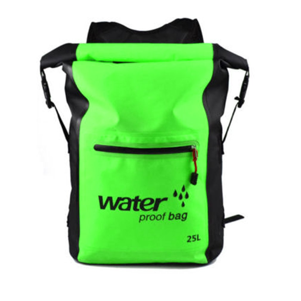 Camping & Hiking Sports & Entertainment Fashionable Design 25l Men Women Waterproof Outdoor Travel Sports Swimming Backpack Ultra Lightweight Pvc Backpack