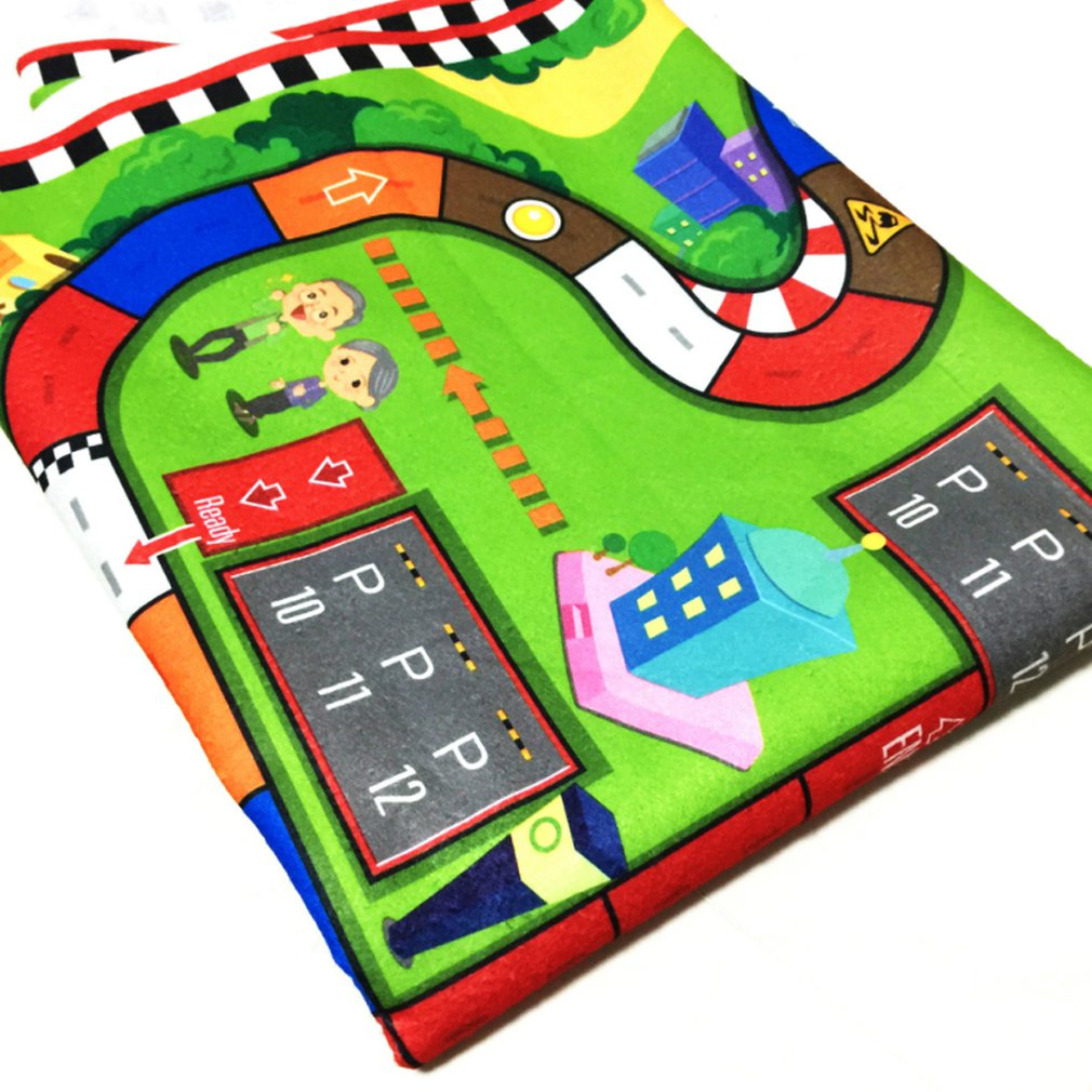 Nonwoven Carpet Baby Kids Children Toy Crawling Carpet Rugs Floor Mat 70*80cm