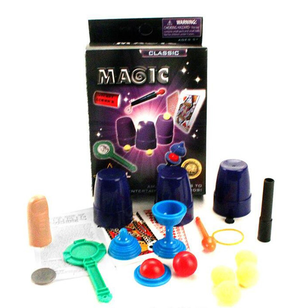 Children Cool   SALE Classic Vanishing Ball and Vase Party Magic Trick