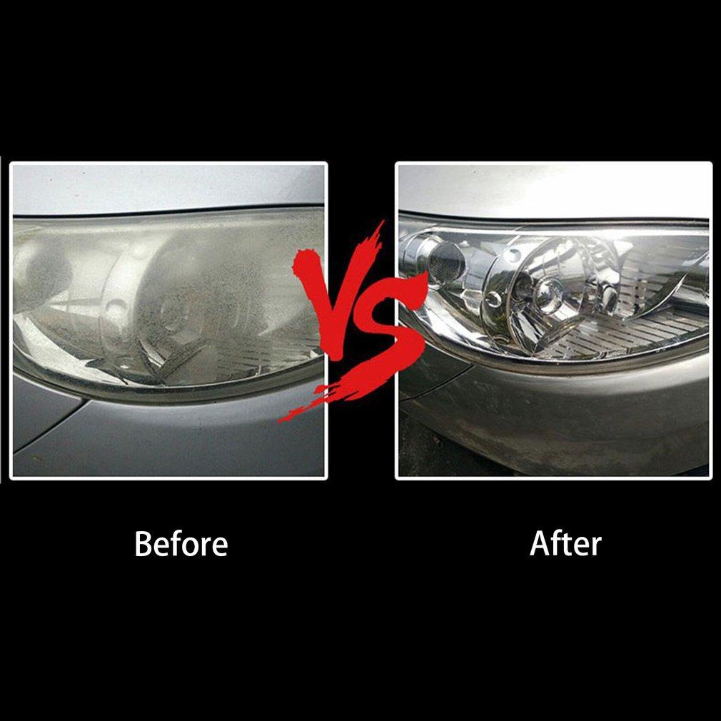 Car Headlight Lens Restoration Liquid Professional Restorer