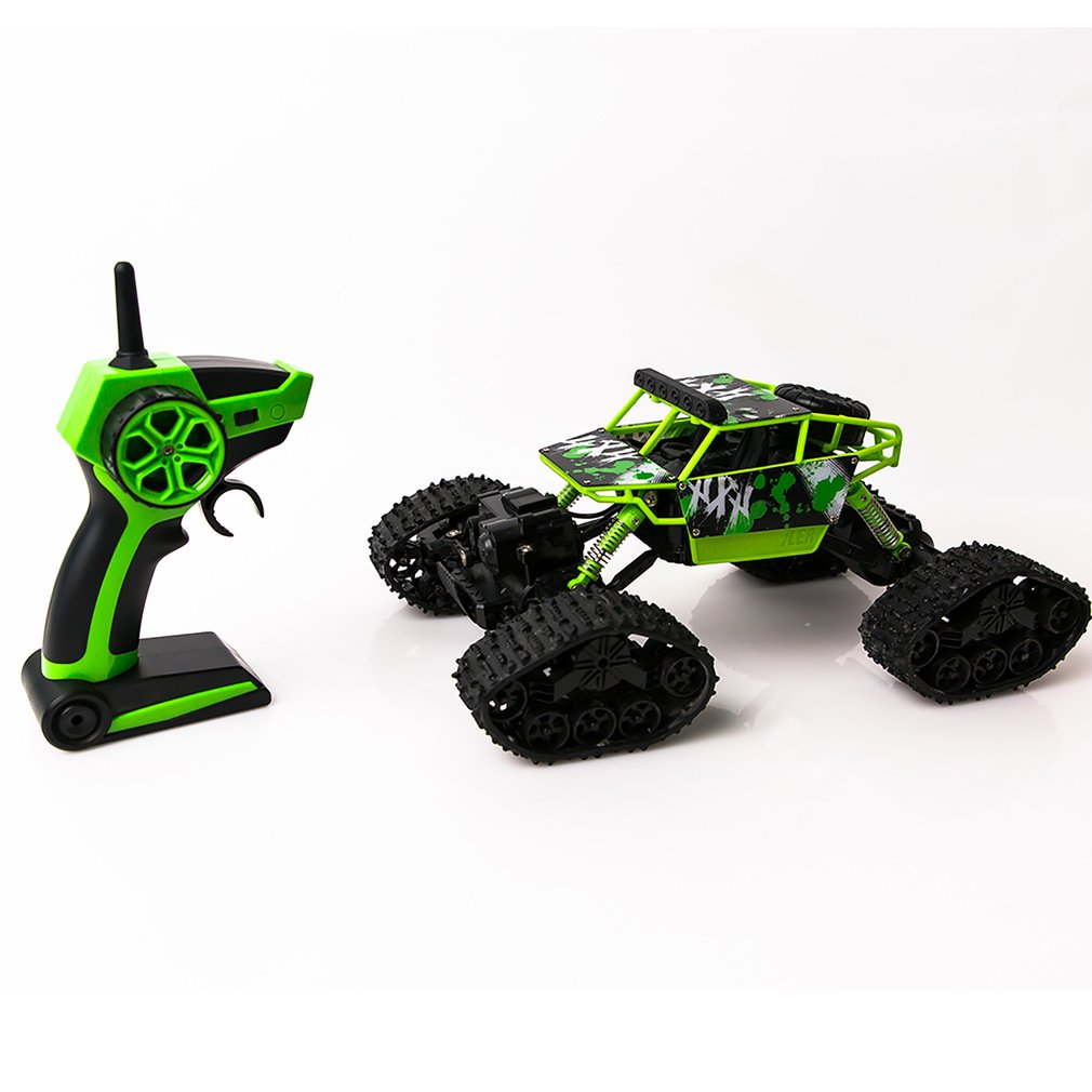 1 To 18 Electric Four-wheel Drive Snowmobile Wheel Model Remote Control Car g Kinderfahrzeuge