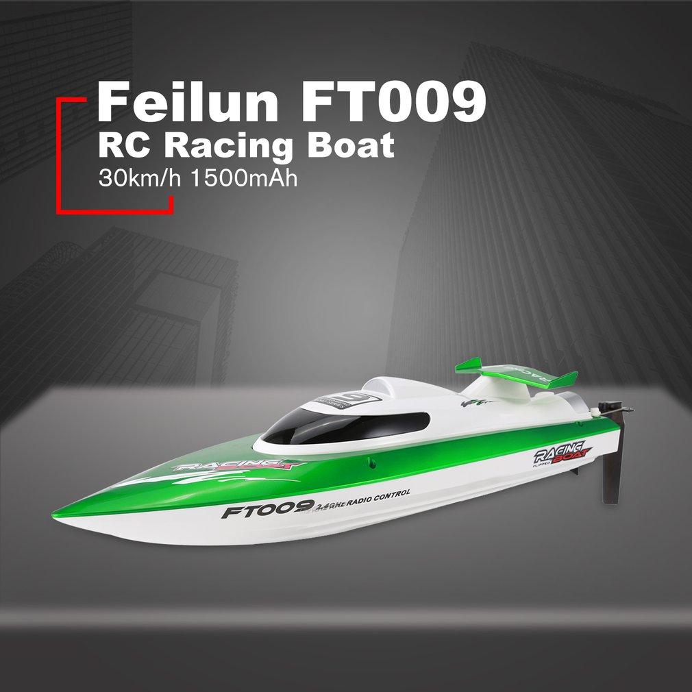 FeiLun FT011 2.4G RC Boote High Speed 50Km//h Bürstenlose Motor 2200mAh Neue N C