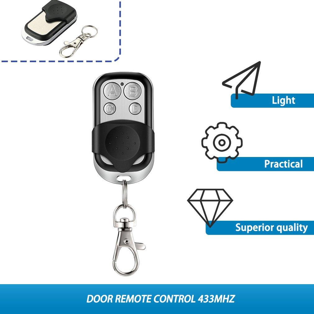 Electric Cloning Universal Gate Garage Door Remote Control Fob 433mhz Key Fob Lk Home Garden Tipidkorpolri Home Improvement