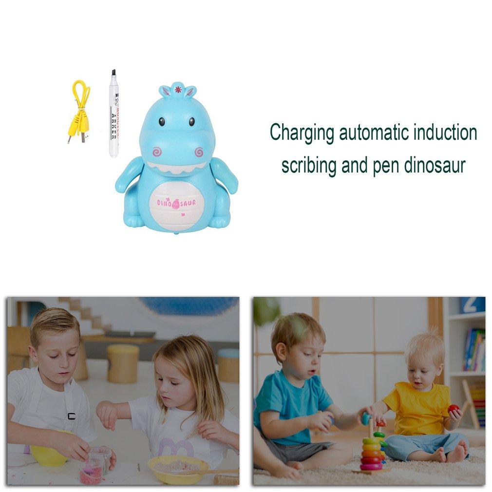 Inductive Pig Pen Draw Line Heel Robot Light Music Animal ...