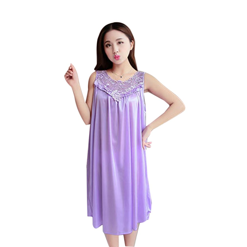 7cd5ecaf9205 1 x Night Dress Notes: 1. Due to the difference between different monitors,  the picture may not reflect the actual color of the item.