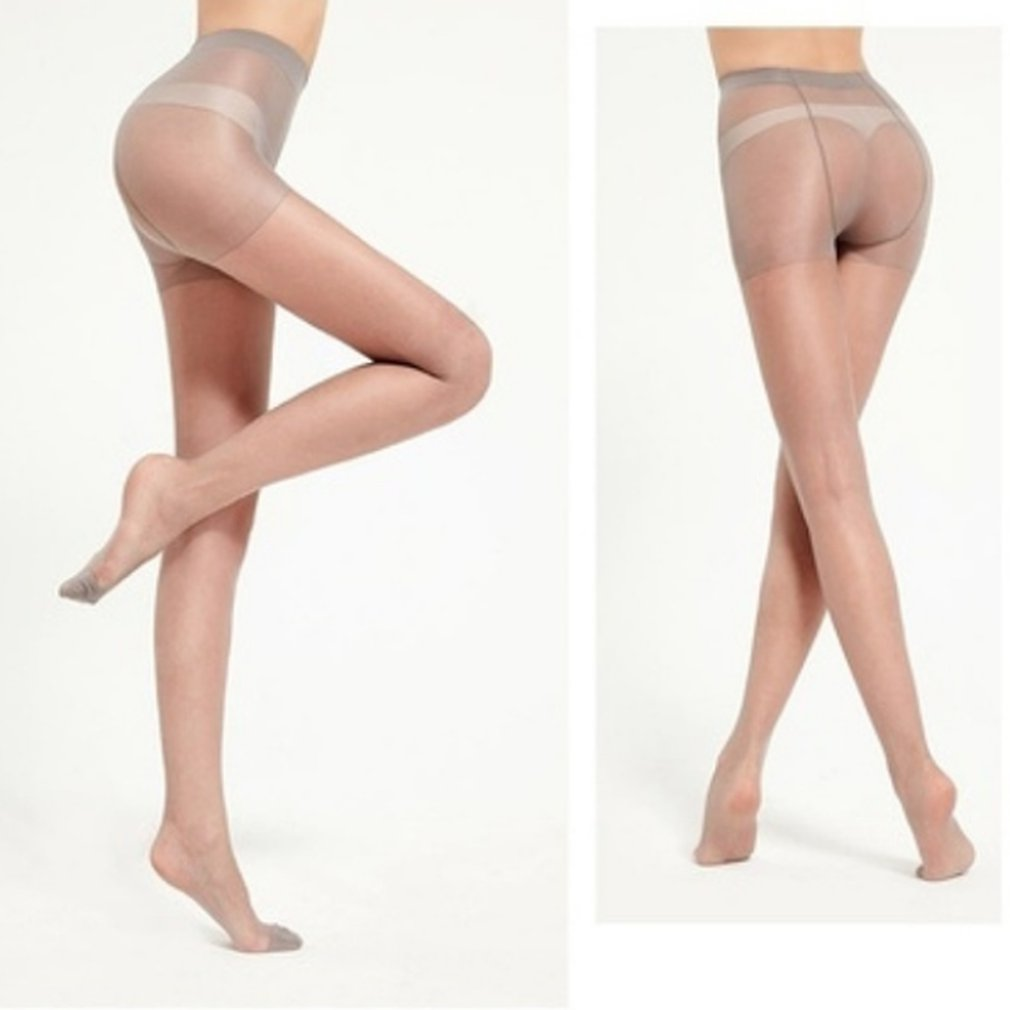 d7ef486bace Fashionable Ultra Elastic Tights Stockings Women Shaping Pantyhose Socks GE