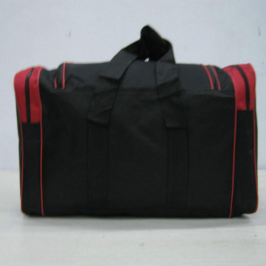 Large Capacity Oxford Cloth Travel Tote Luggage Bag Men s Weekender Duffle  Bag Sport Water Resistant Shoulder Bag eb84cf99130bc