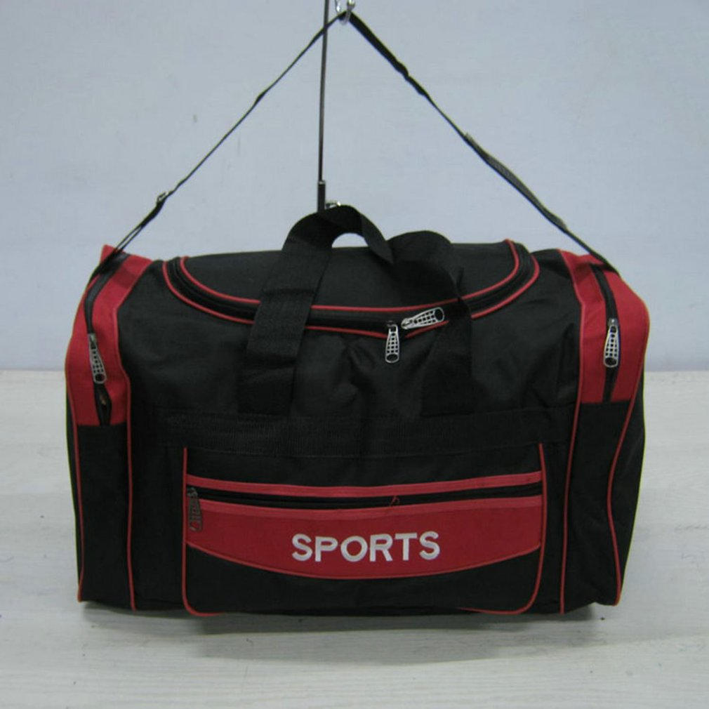 Large Oxford Cloth Travel Tote Luggage Men s Weekender Duffle Bag Sport Bag  VP e61f8d5aed3ed