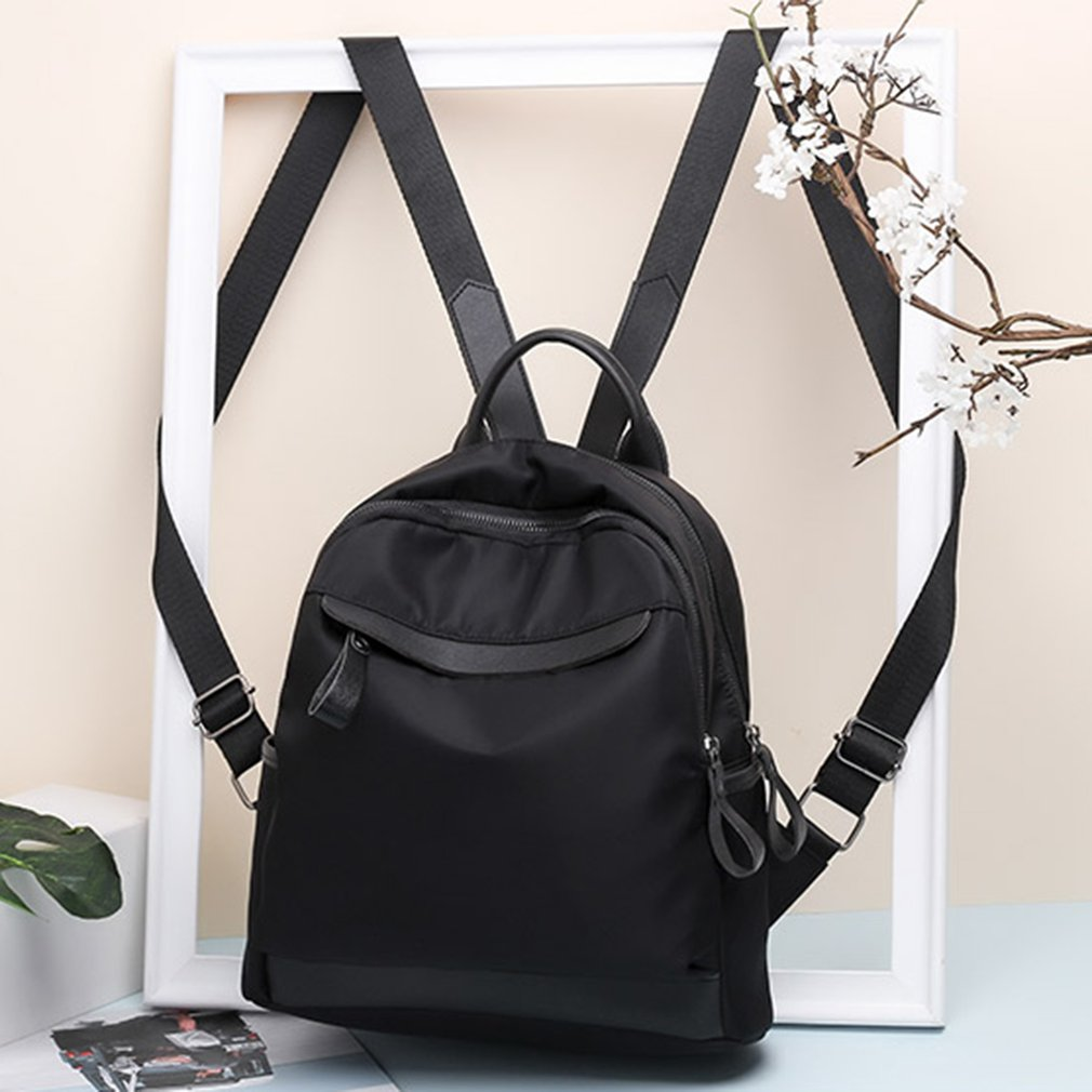 f91eaf31d4 Details about Fashion Women Backpack Large Capacity Casual Backpack Student  School Bag SR