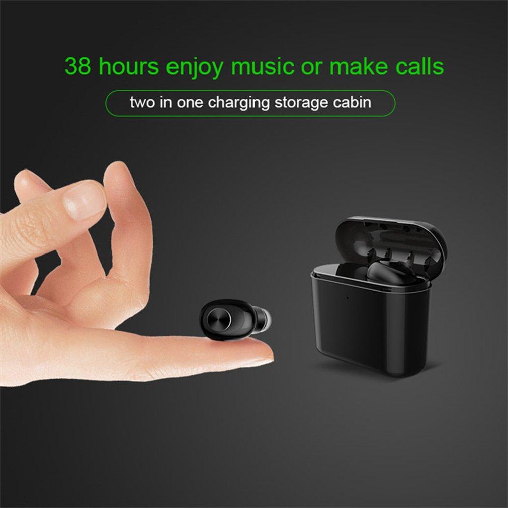 Bl1 Invisible Wireless Bluetooth Earphone Mini Bluetooth Headset