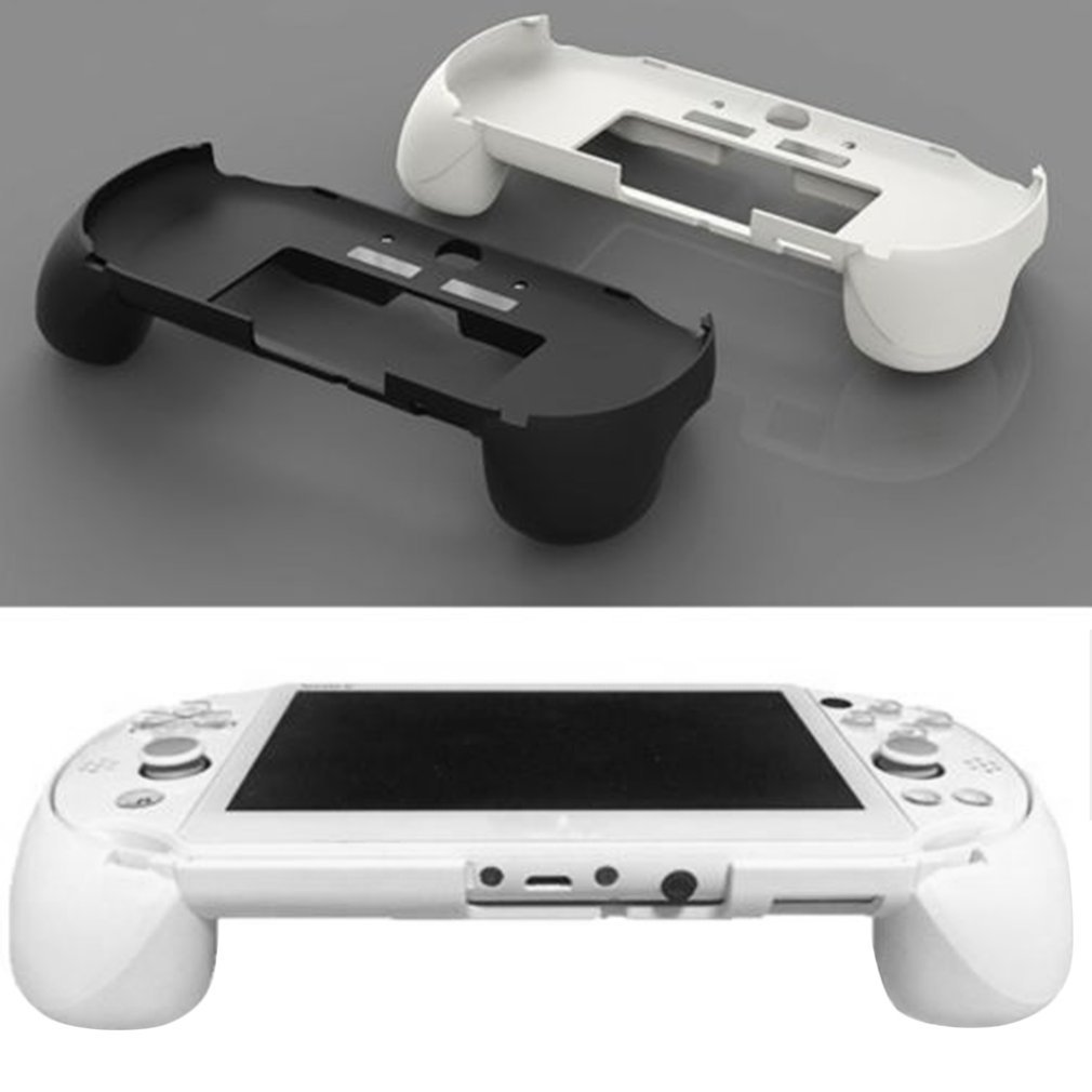 Gamepad Hand Grip Joystick Case With L2 R2 Trigger For Sony Ps Vita 2000 Cr