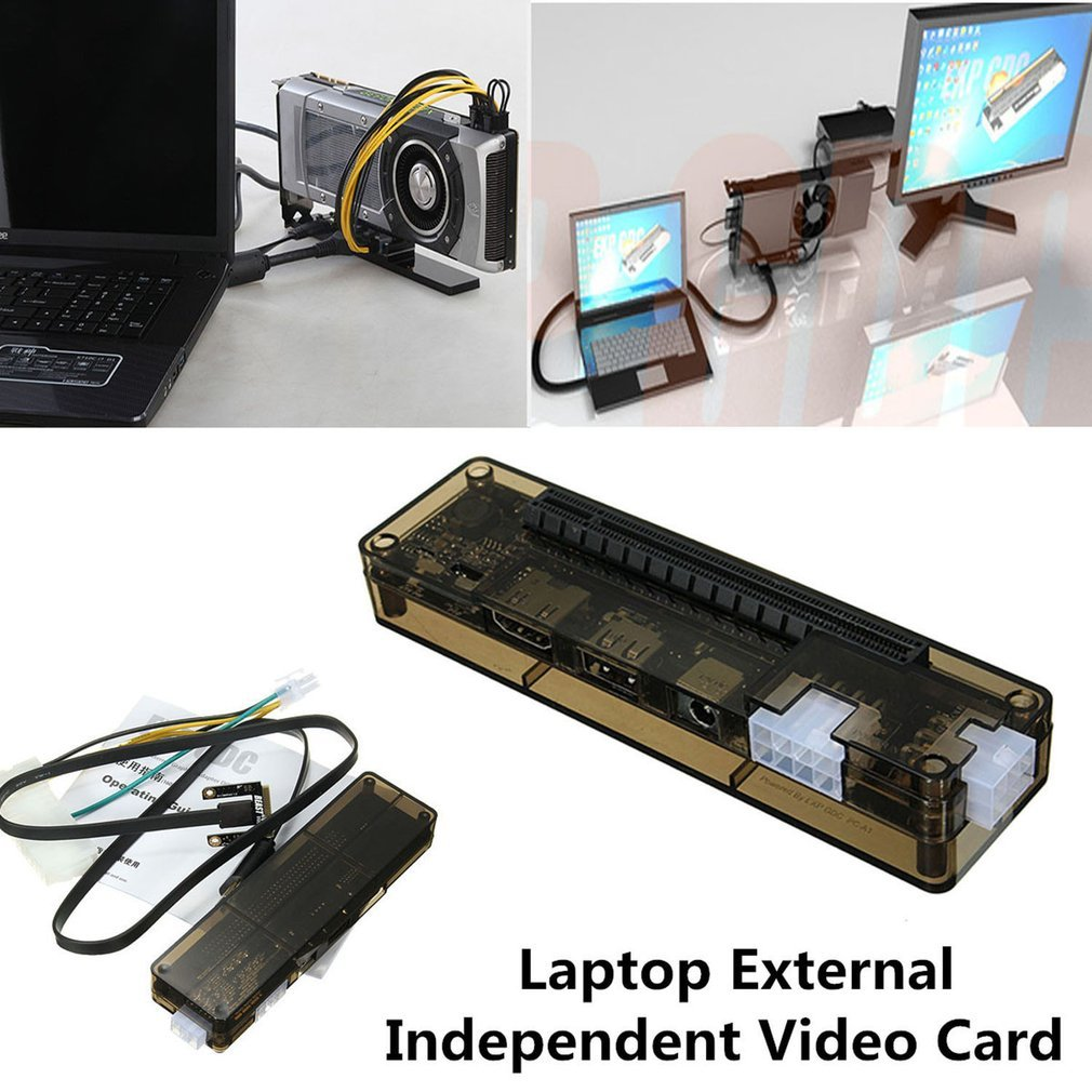 external graphics card adapter