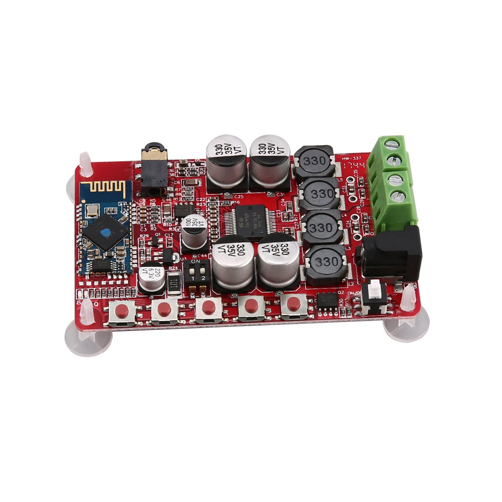 Tda7492p Mini Wireless Digital Audio Receiver Amplifier Board Circuit Amplifiers Item Specifics