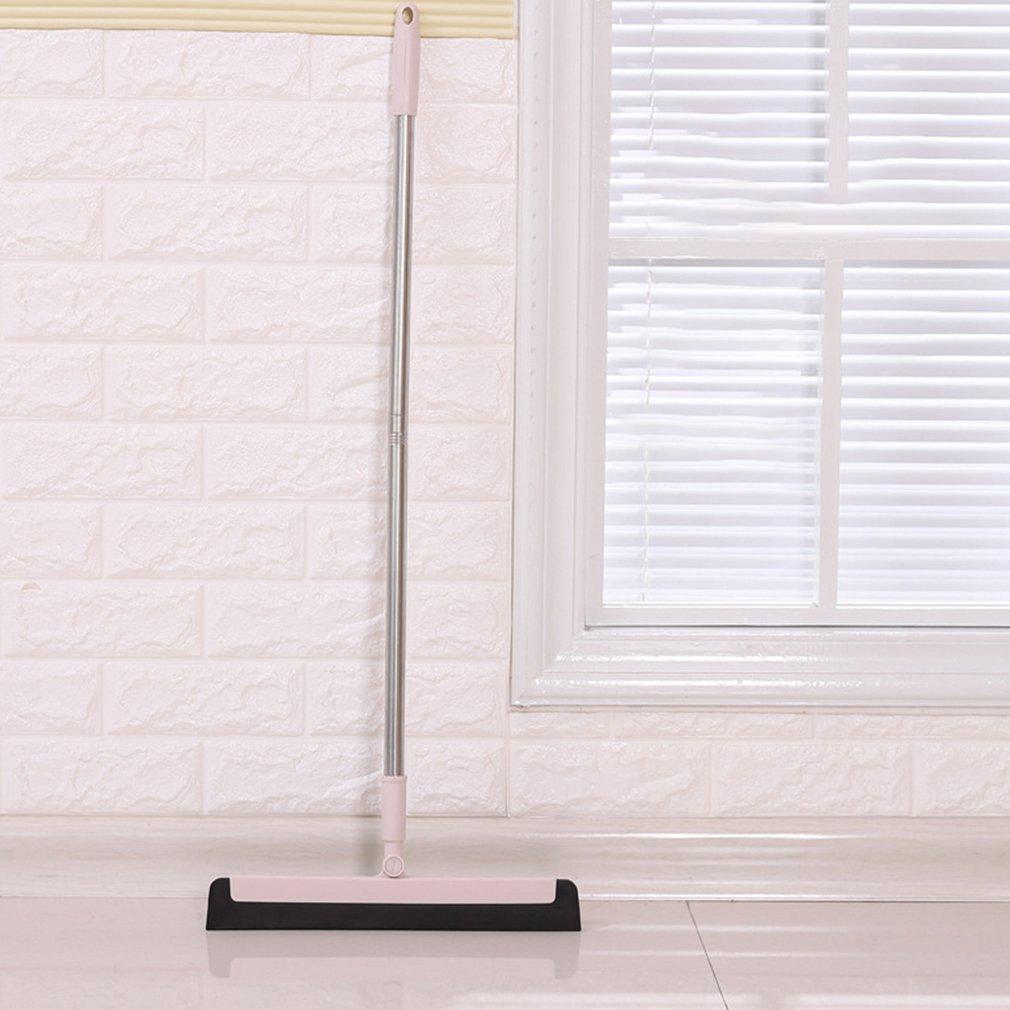Details about Mop Wiper Scraper Sweeping Water Toilet Floor Silicone  Bathroom Floor Scraping/Q