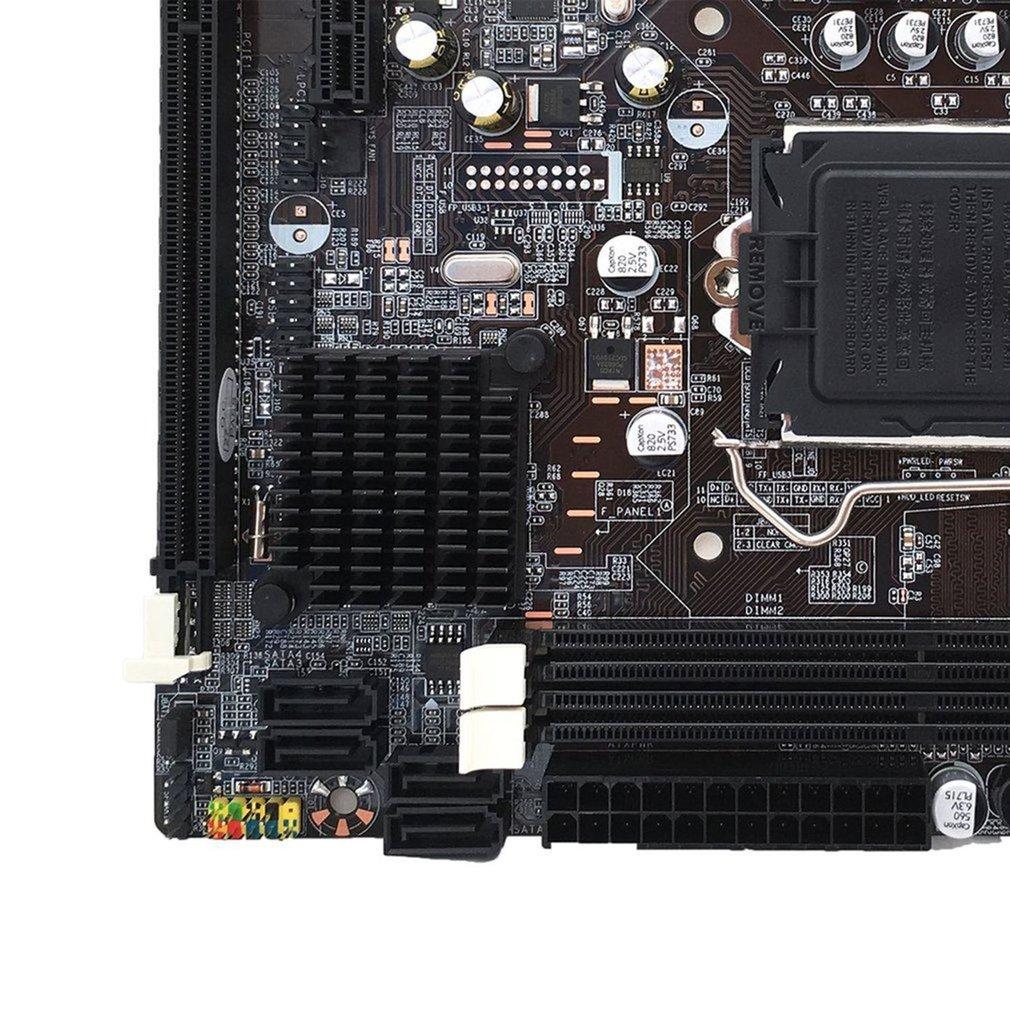 Motherboard Fast Intel H61 1155 Update Daftar Harga Terbaru Indonesia Venomrx Ddr3 Lga For Socket Pcie Microatx Support Core I7 Xu