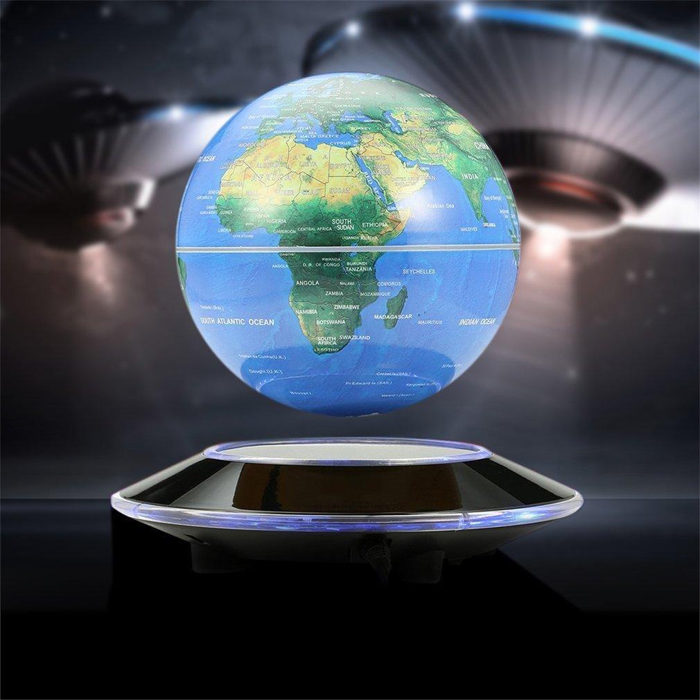 38342407fd35d9 NEUFU 15cm LED Lévitation magnétique globe terrestre flottant ...