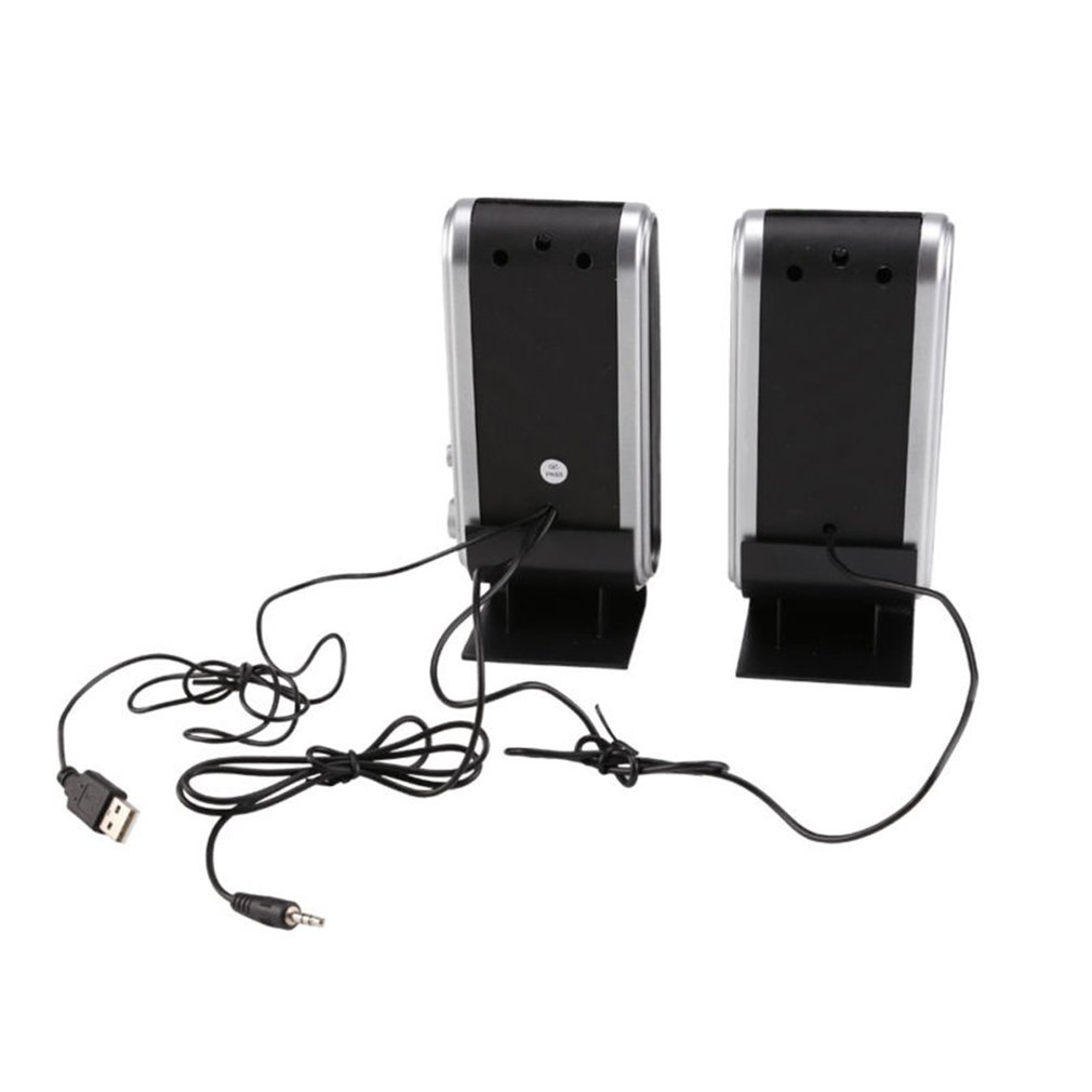Portable Usb Multimedia Stereo Speakers System For Pc Laptop Wiring Computer Item Specifics