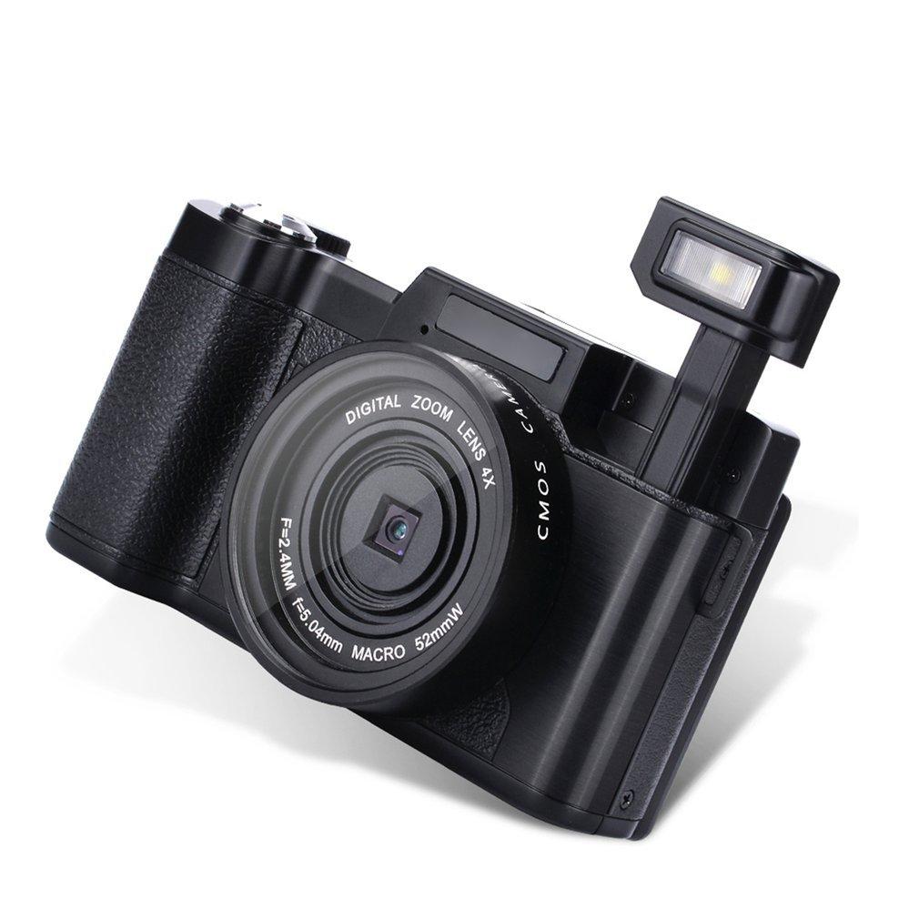 Digital Camera Beauty Flip Screen Camera Self Timer Slr 3