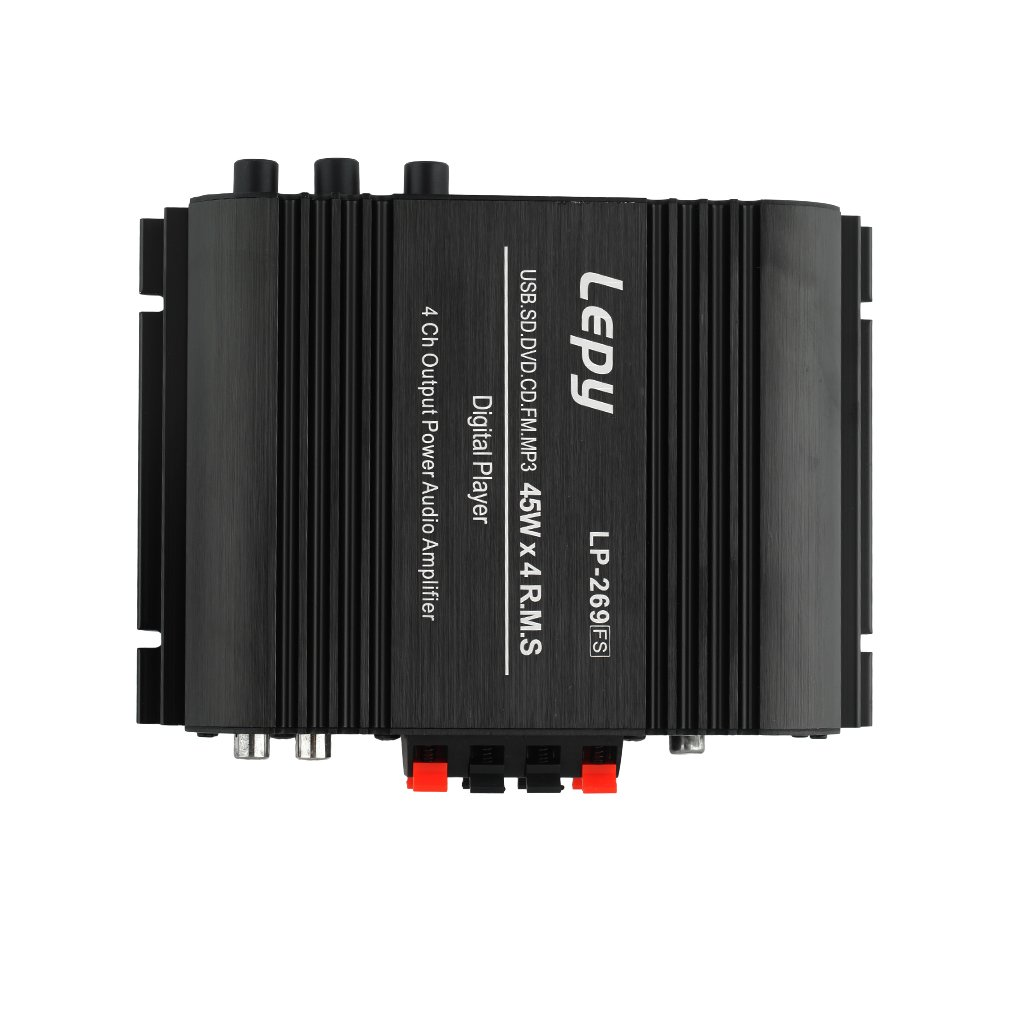 12v 3a Mini Audio Power Amplifier Booster Radio Mp3 Stereo For Car Player Circuits Motorcycle Jh