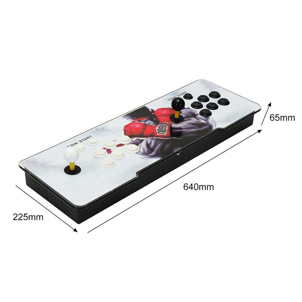 846 jeux console r tro kit jeux support hdmi vga accueil. Black Bedroom Furniture Sets. Home Design Ideas