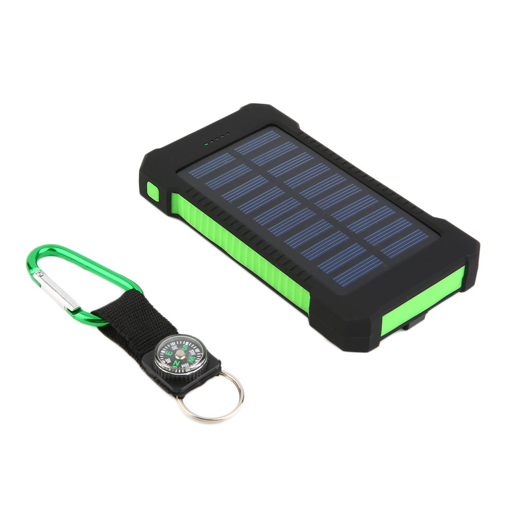 externer battery 300000mah solar powerbank zusatzakku akku. Black Bedroom Furniture Sets. Home Design Ideas