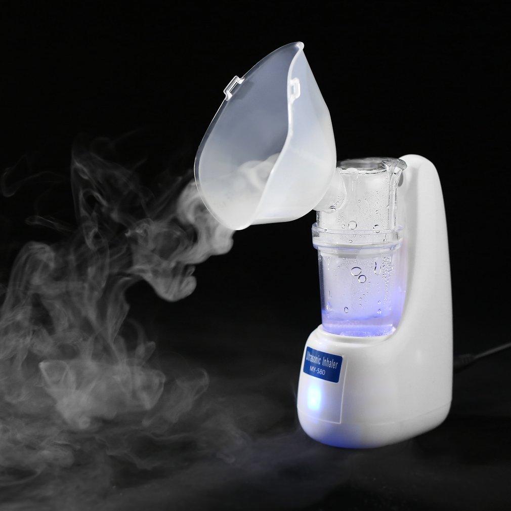Details about Portable Ultrasonic Nebulizer Asthma Relief Inhaler Drug  Sprayer for Kid AduCD