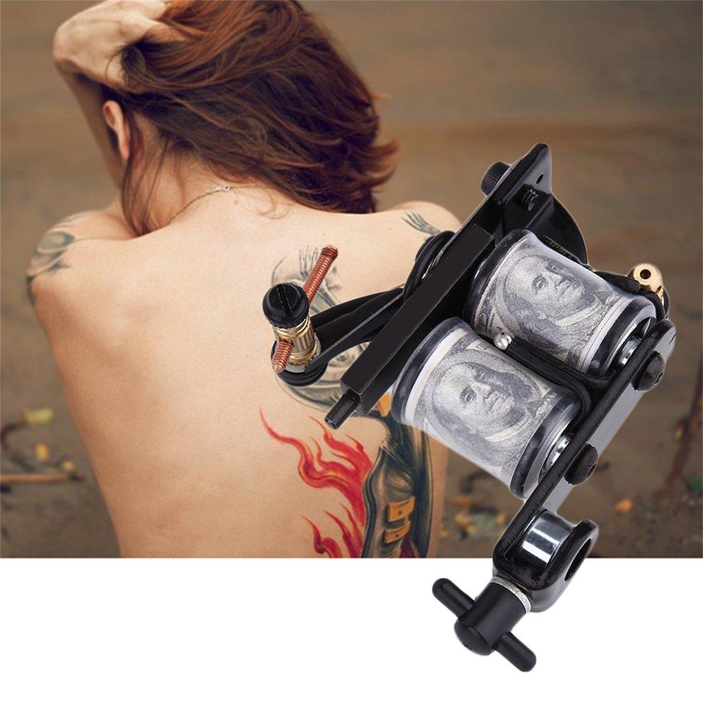 Machine gun power needles ink set complete tattoo for How to put ink in a tattoo gun