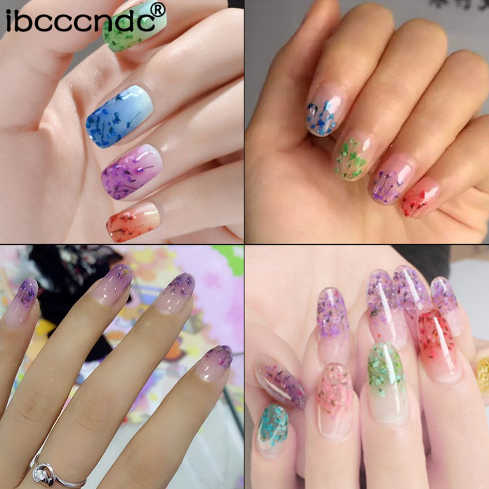 Awesome Long Natural Gel Nails Collection - Nail Art Ideas ...