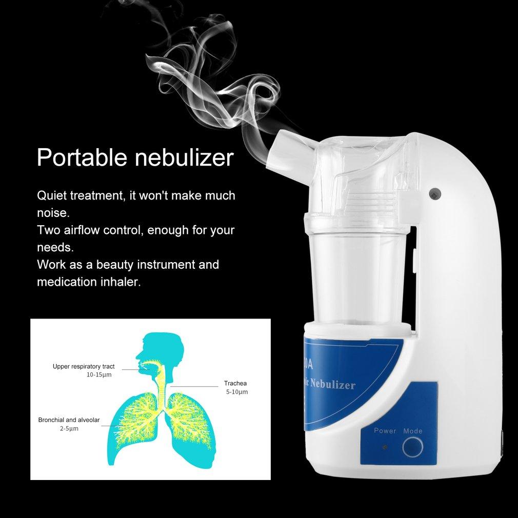 Choosing an ultrasonic inhaler
