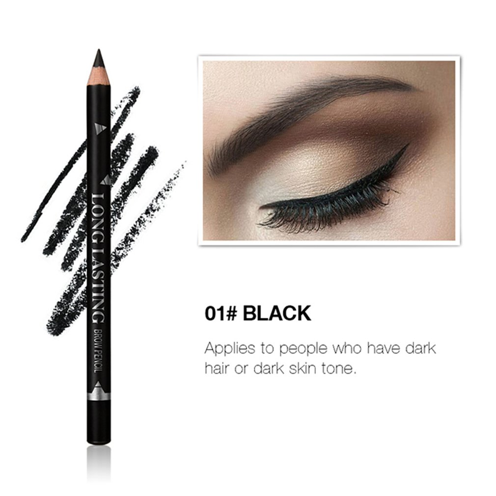 Waterproof Eyebrow Liner Eyebrow Pencil Long Lasting Eyebrow Set