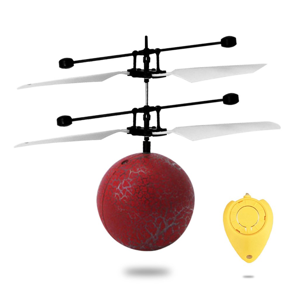 Balance Ball Aircraft: RC Infrared Induction Helicopter Air (end 8/28/2019 7:27 PM