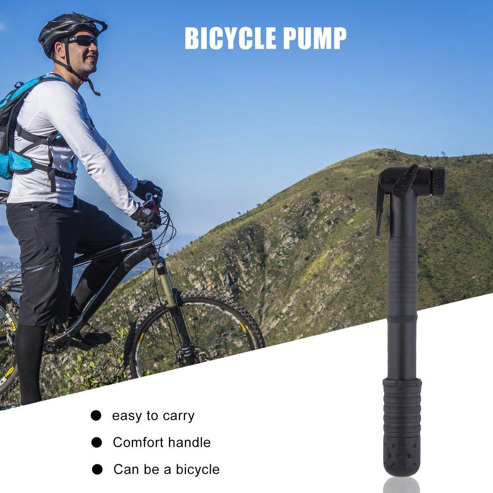 portable bike pump bicycle air pump mountain bike cycling tire inflator ZY