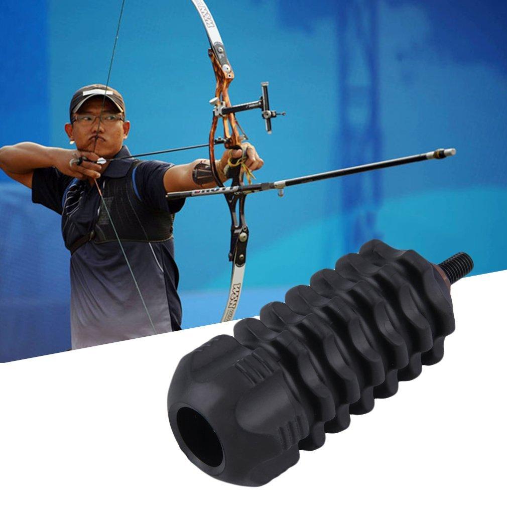 upgrade compound bow stabilizer hunting arrows archery stabilize black Brand new