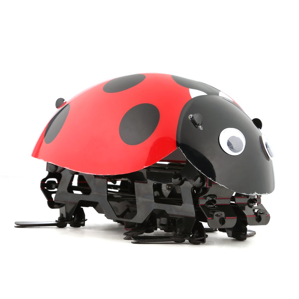 Spielzeug Remote Control Simulate Ladybug Electronic Toy DIY Children Gift Novelty Toy bm