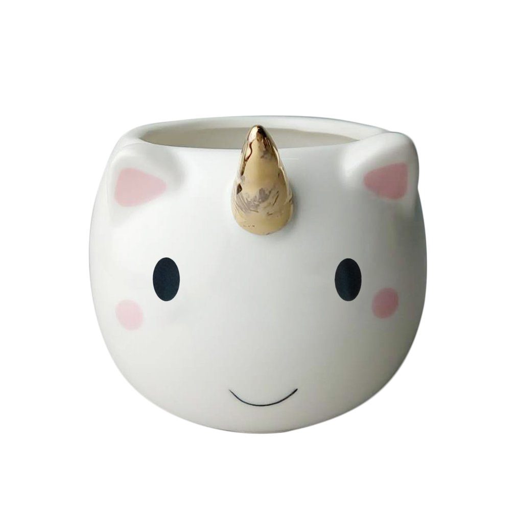 Animal Shape Shape Shape Ceramic Mug Cute Water Cup Milk Cup Friends Gift For Home Office #H fd8e4b