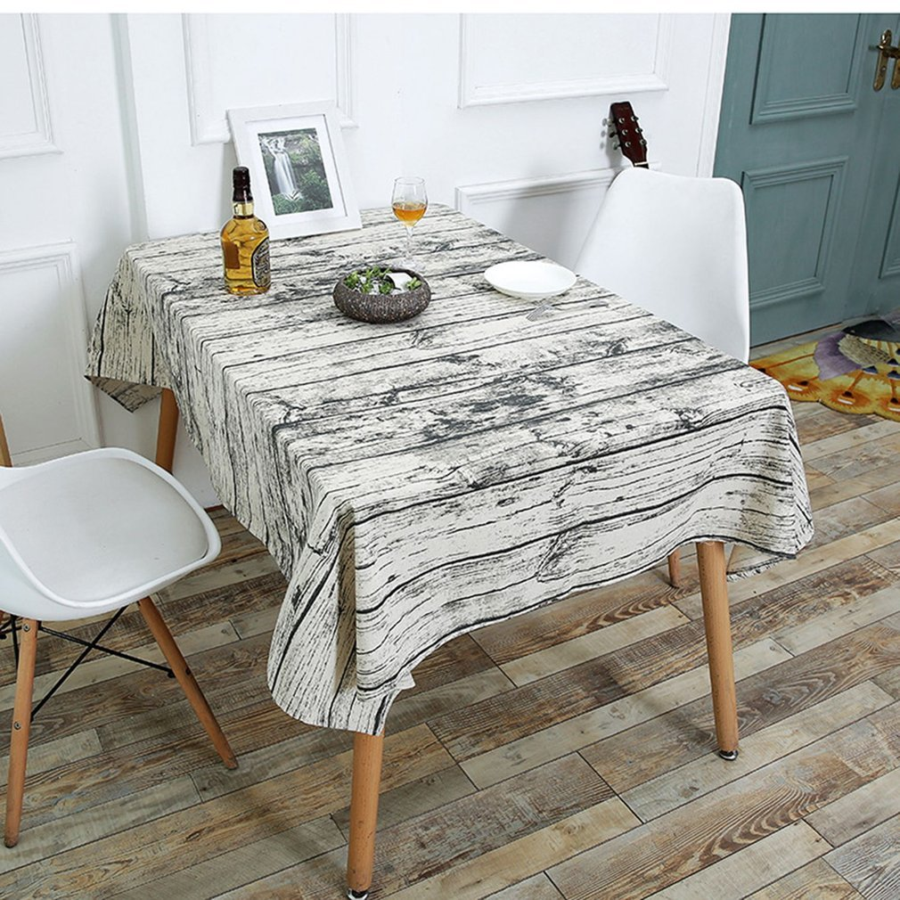 It is not easy to wrinkle and durable heat resistant wear resistant and has strong antistatic ability not easy pilling protect your dining table