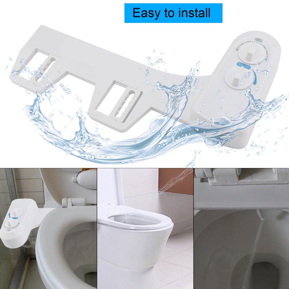 Bidet Nettoyeur De Toilettes Assis Avec Dual Nozzle- Bidet